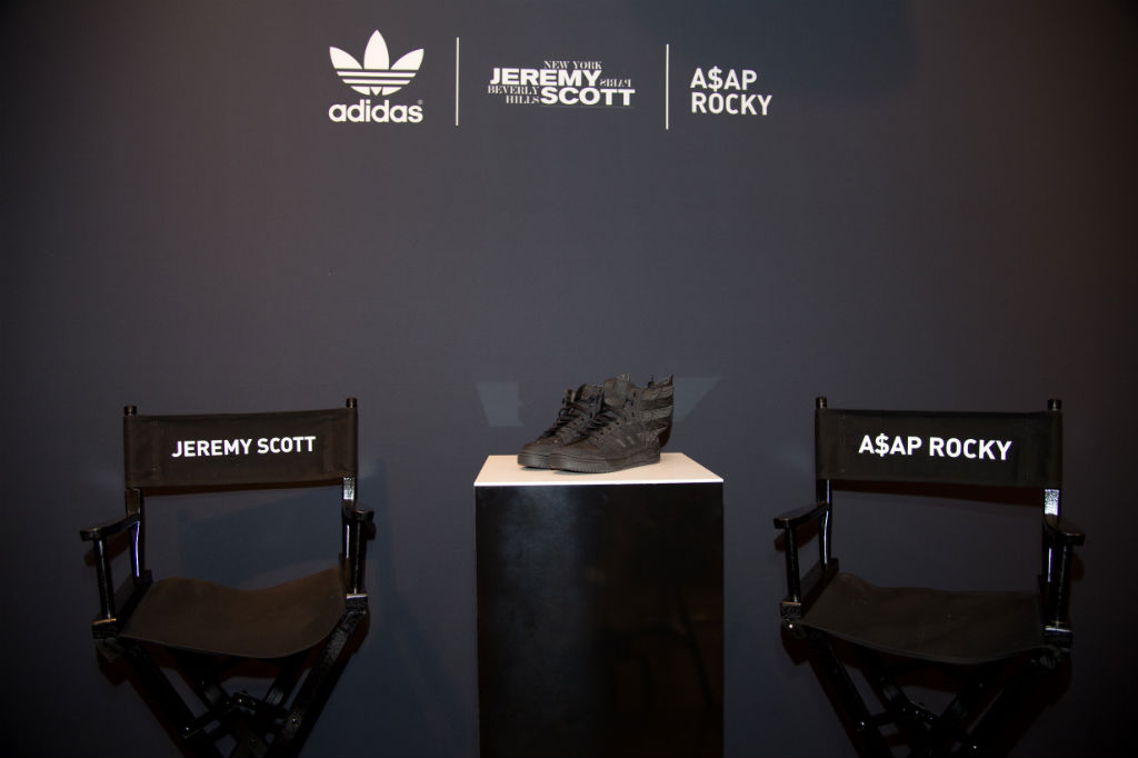 A$AP Rocky x Jeremy Scott adidas Wings 2.0 Reveal Event Photos (3)