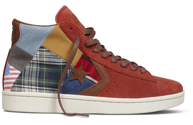 5daa336cc3ce01 Converse Inc. has just announced the launch its Stussy for Converse Pro  Leather Collection