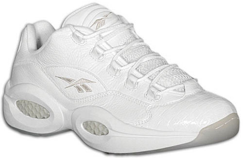 Reebok Question Low White/White