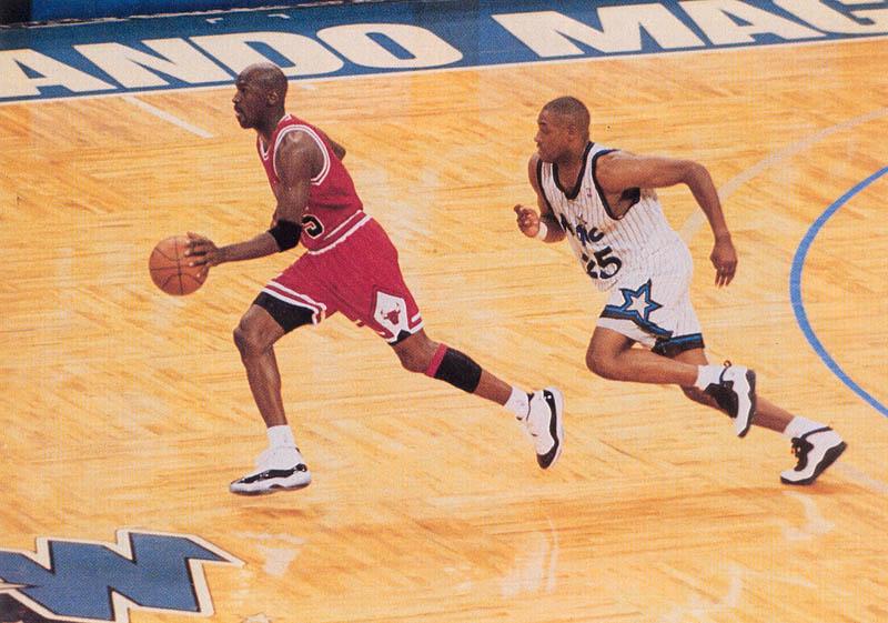 c1ea3acc399288 Remembering Nick Anderson s Original Air Jordan Player Exclusives ...