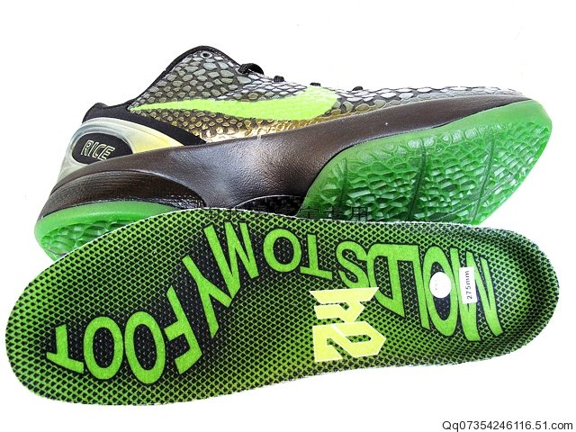 cdc23c4c0f7 ... Nike Zoom Kobe VI Moss Green Green Apple Black 446442-301 ...