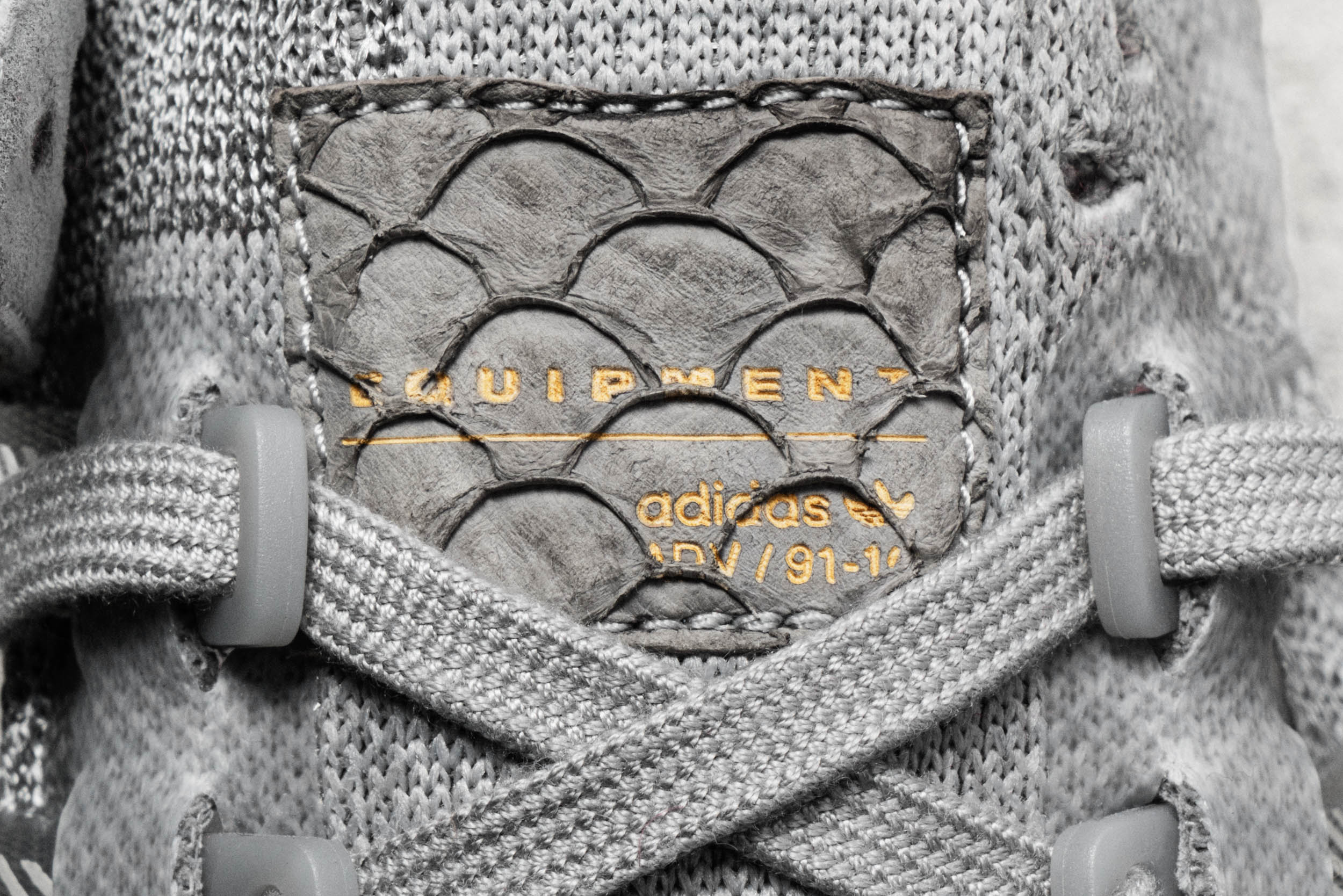 Adidas Pusha T King Push EQT Gray Scale  c8fbc42429