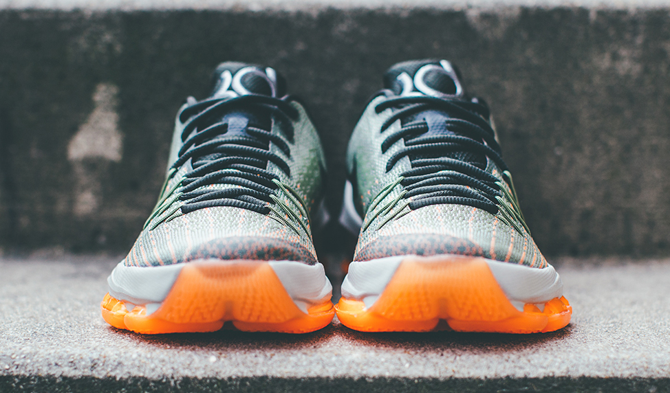 the latest 17ad5 8f619 Your Best Look Yet at the  Easy Euro  Nike KD 8