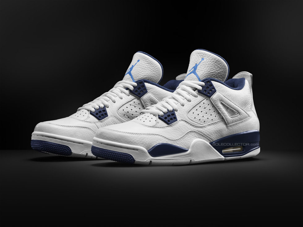 Air Jordan IV 4 Columbia 2015 Retro (2)