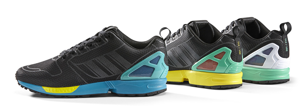 A super-limited set of adidas ZX Fluxes is releasing around the world this  week. 91c52a4e1ff9