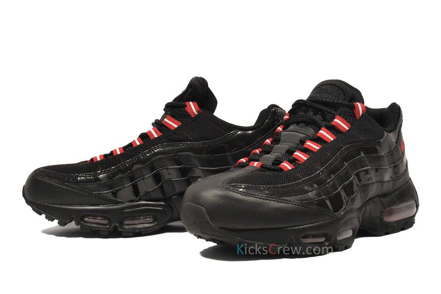 Nike Air Max 95 Black Red