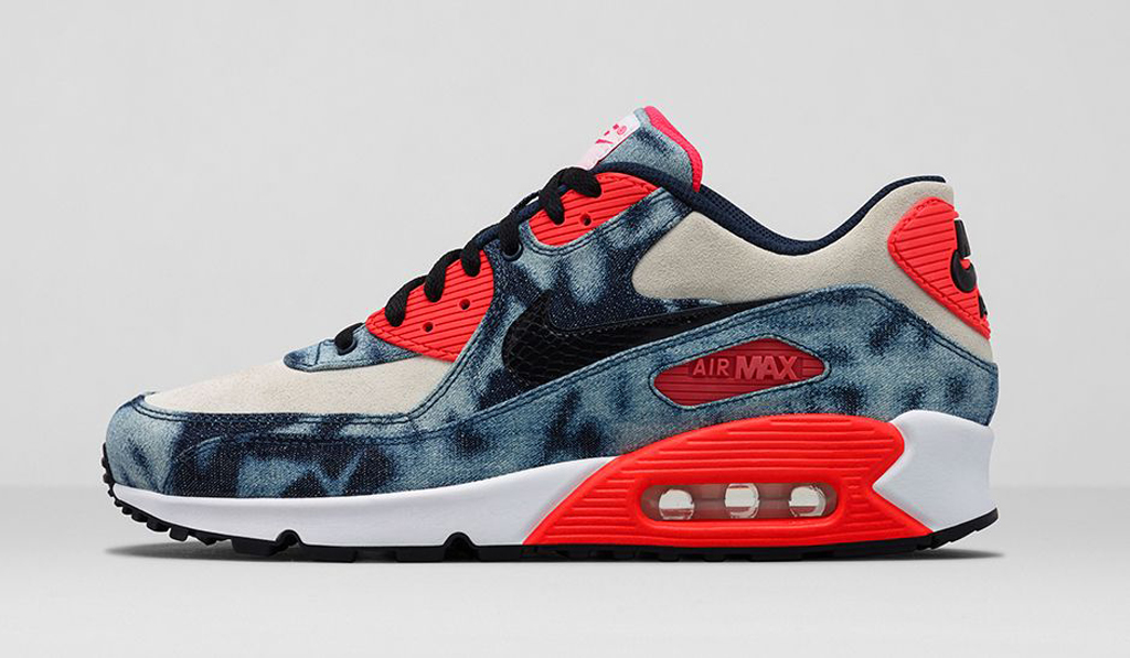 air max 90 qs bleached