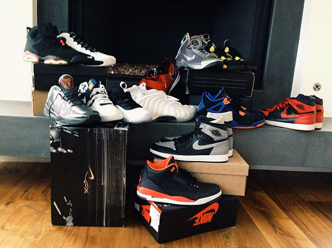 The Derrick Williams Sneaker Hunt Starts Today