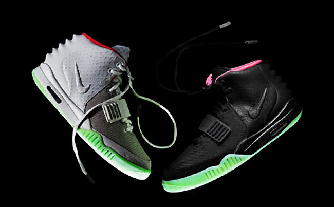 Brandon Richard's Top Ten Shoes Sneakers of 2012 - Nike Air Yeezy 2