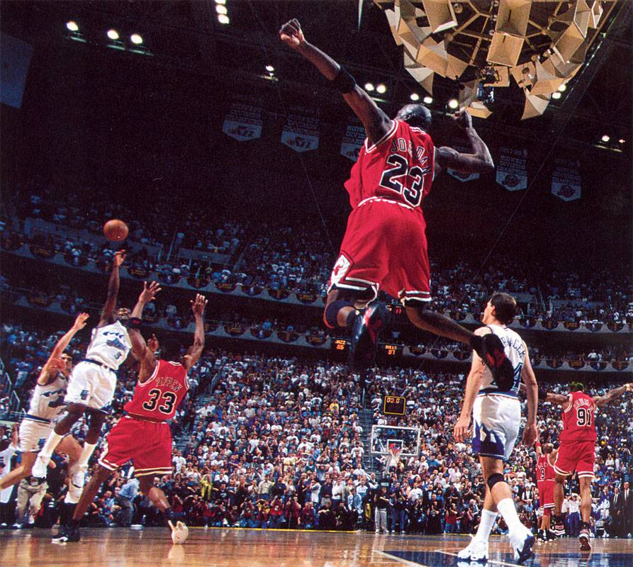 cb27dfa7bb6e09 This Day In History  Michael Jordan Hits the