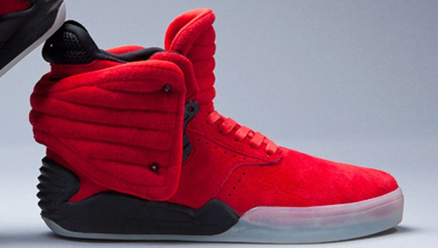 Supra Skytop IV Red/Black-Clear
