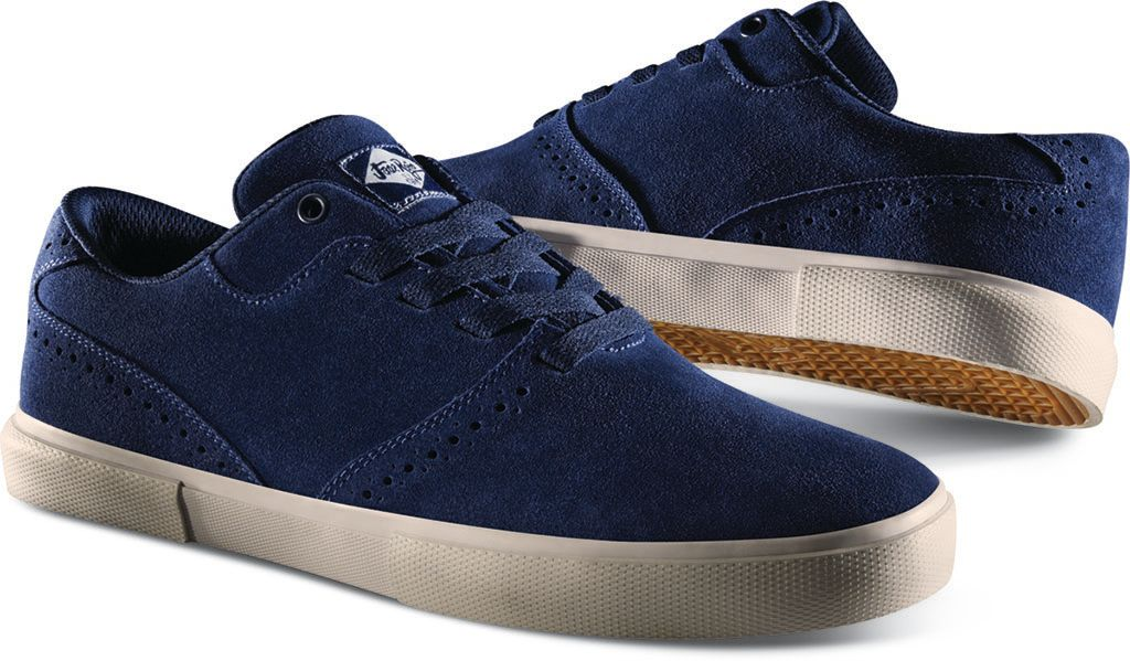 etnies Jose Rojo Pro Model Blue