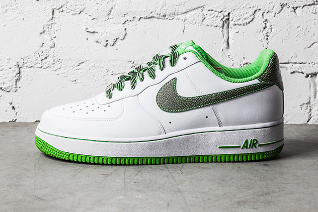 Nike Air Force 1 Low - Green Apple  5d418573e