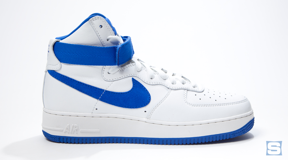 nike air force 1 color blue