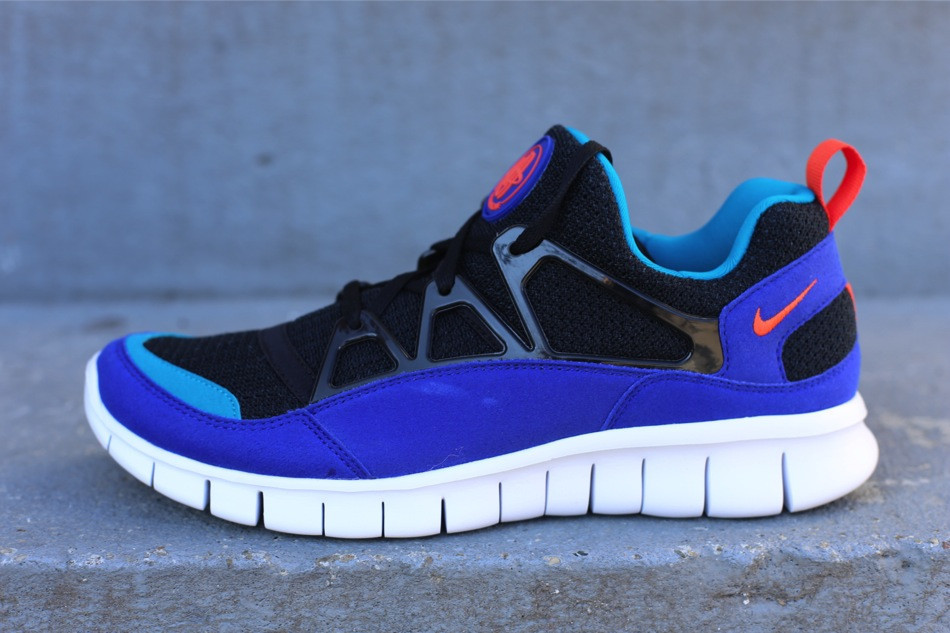 Nike Libre Huarache Bleu Clair