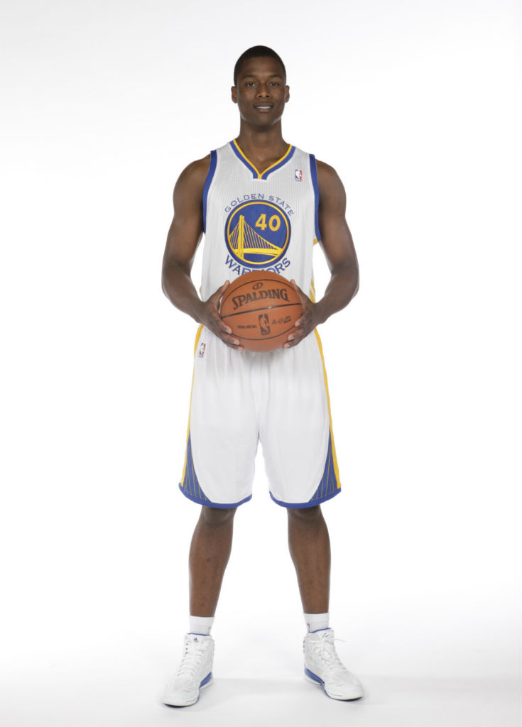 Harrison Barnes wearing adidas adiZero Crazy Light 2