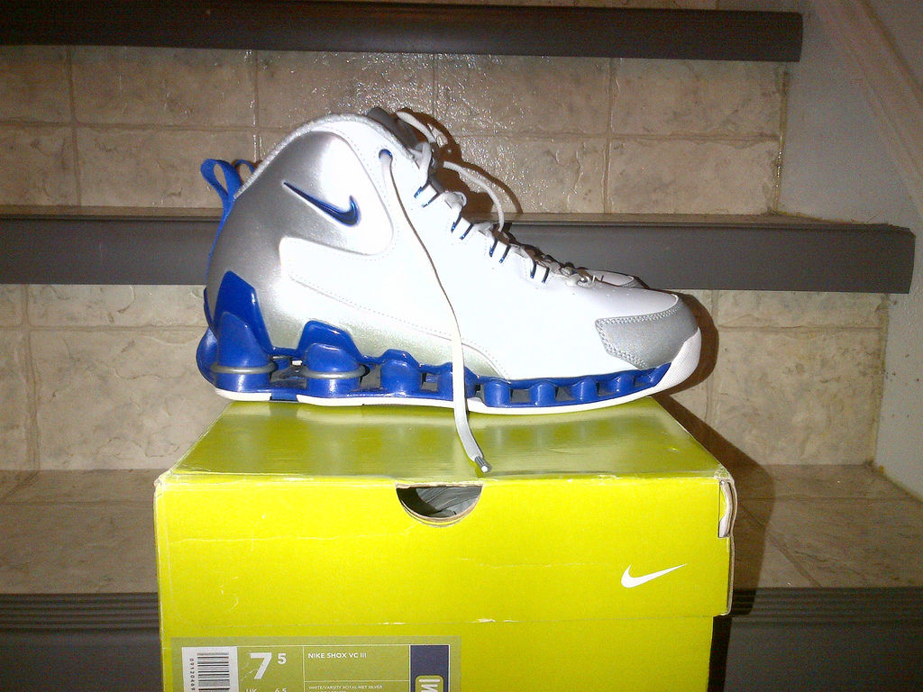 Spotlight // Pickups of the Week 11.17.12 - Nike Shox VC III by pumpactionfury2.0