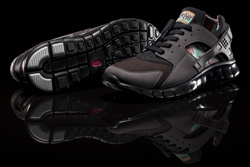 Nike Huarache Free Basketball Black History Month Official (1)