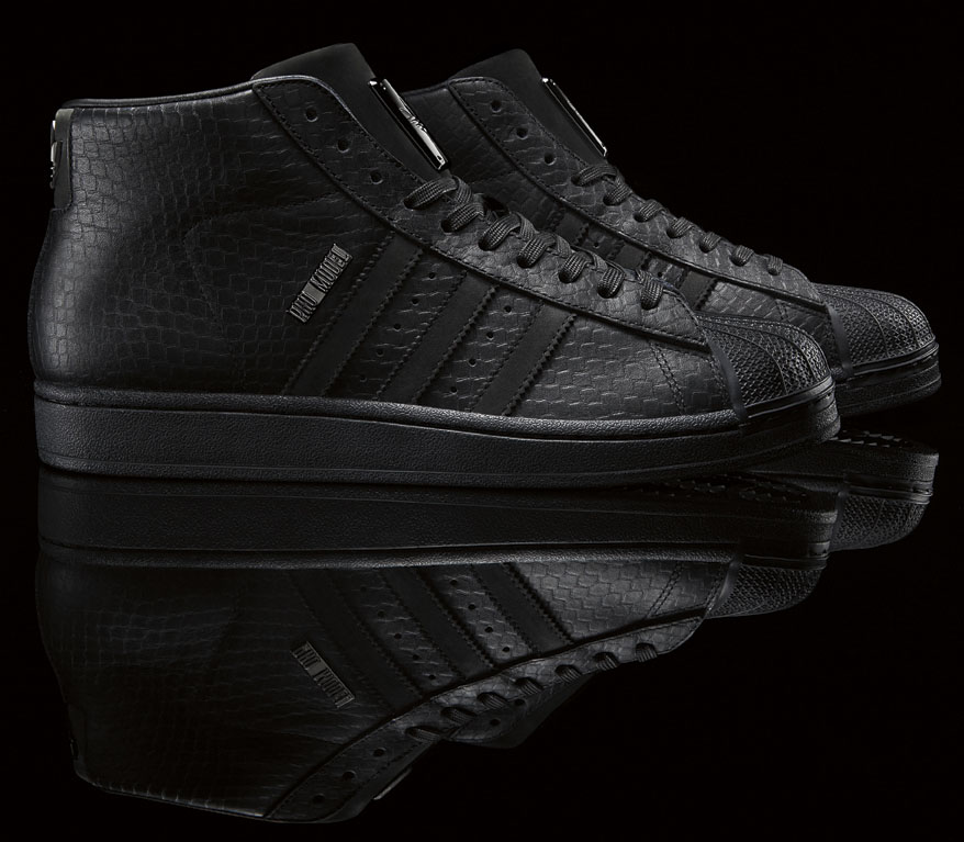 Big Sean x adidas Originals Pro Model II Black (4)