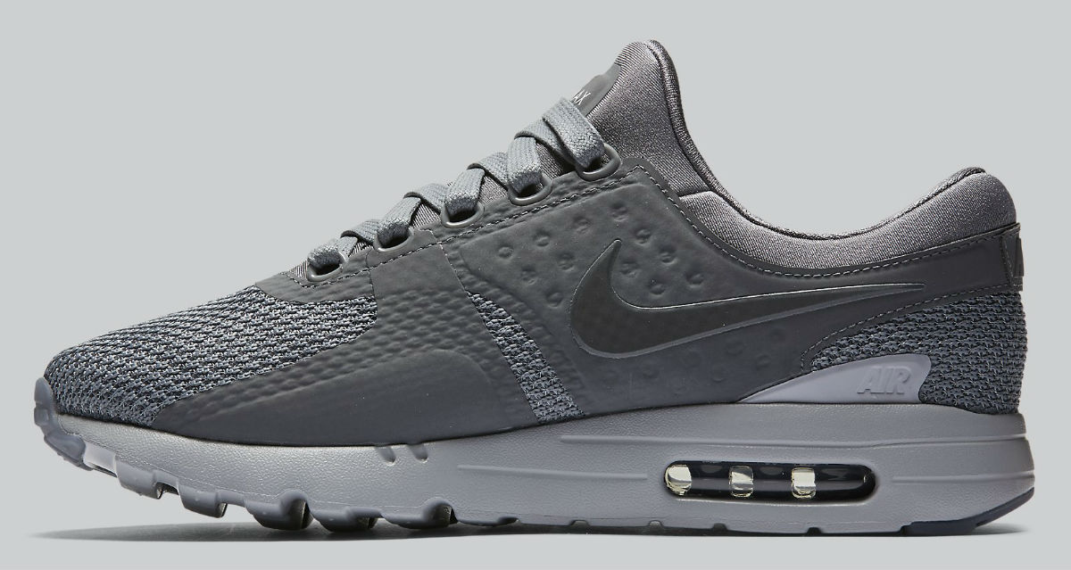 861949c7d5 ... norway nike air max zero cool grey medial 789695 003 94209 1497e