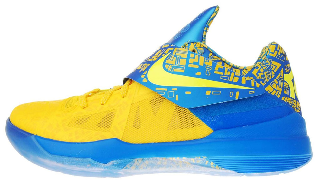 kevin durant shoes with strap