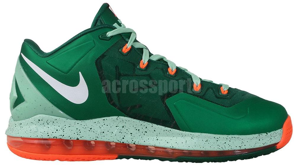 huge discount 56a13 08736 Nike LeBron XI 11 Low Biscayne Mystic Green 642849-313 (2)
