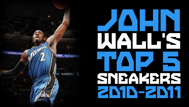 List  Em  Top 5 Sneakers Worn By John Wall This Season  e834d57818