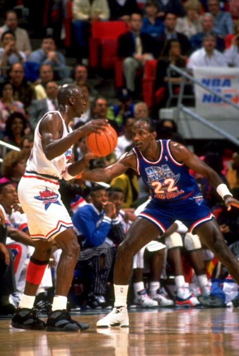38a91c89e0bf22 Flashback    Michael Jordan in the Air Jordan VI and VII