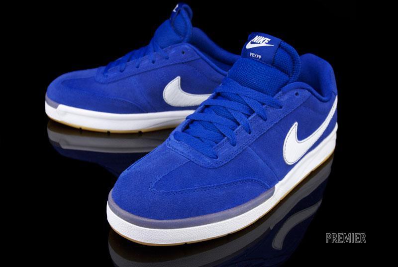 blue nike sb shoes