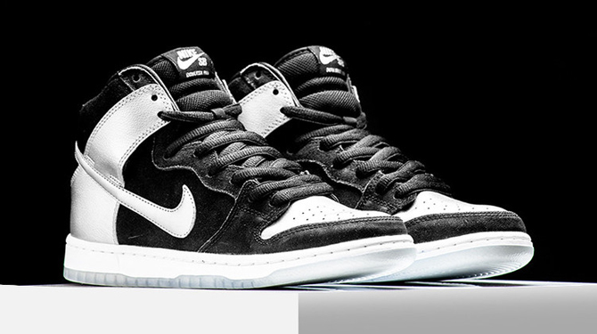 the best attitude 5507f e0f90 Wonderful Wizard of Oz-Inspired Nike SB Dunk Highs | Sole ...