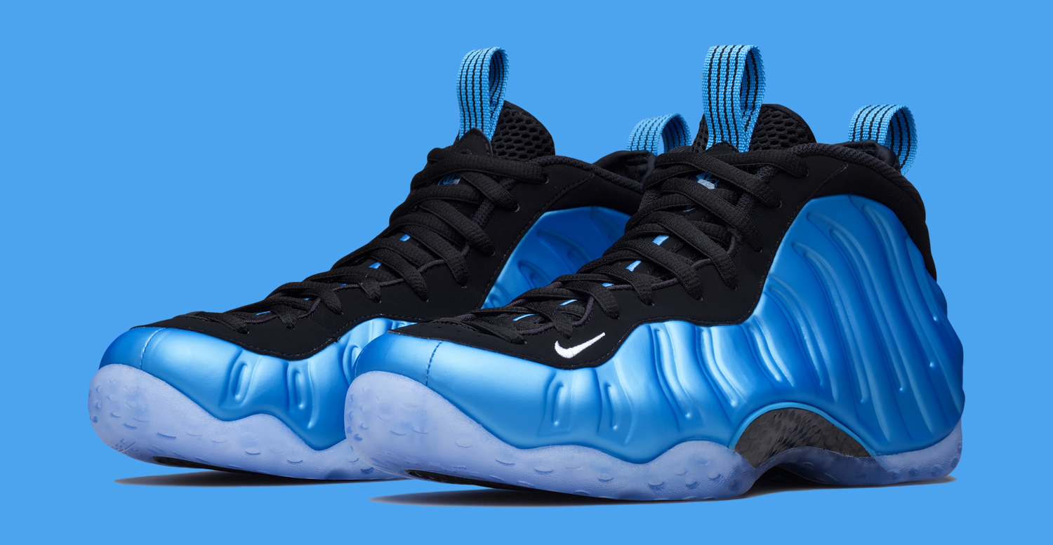 separation shoes 097b9 fc903 ...  University Blue  Nike Foamposites. Coming soon to a sneaker store near  you.