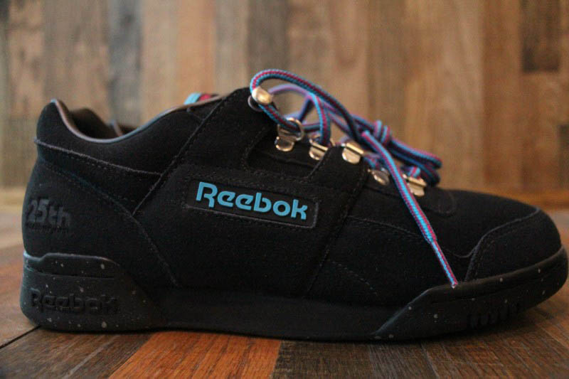 4db87d9c817 Reebok Workout Plus 25th Anniversary Black