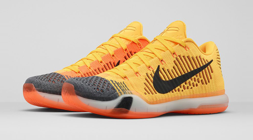 These Flyknit Nike Kobe 10s Are