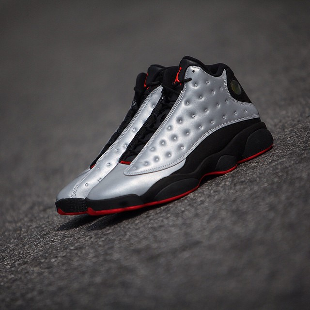 cheap for discount ab66f 80431 Air Jordan 13 Retro Premium 'Reflective Silver' | Sole Collector