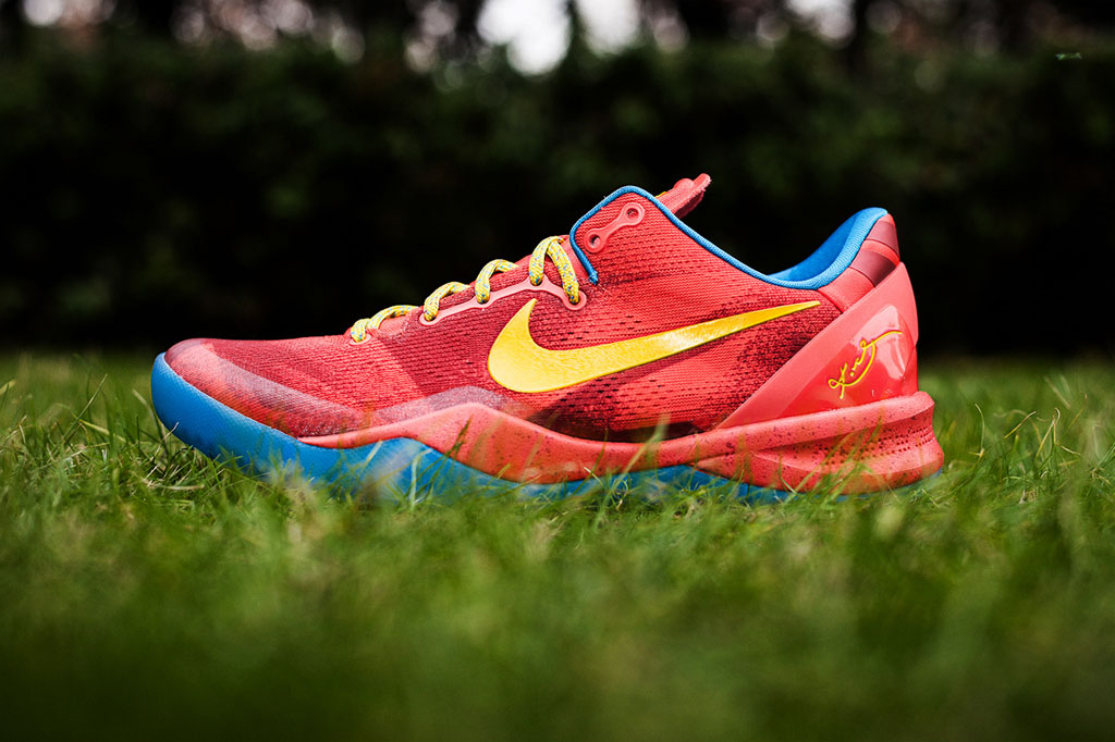 160a86971a64 Nike Kobe 8 Celebrates the Year of the Horse