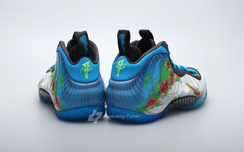 Nike Air Foamposite One Weatherman 575420-100 Release Date (3)