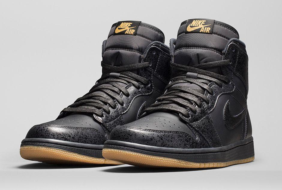 finest selection 99adc 2ca0e Air Jordan I 1 Retro High OG Black Gum 555088-020 (1)