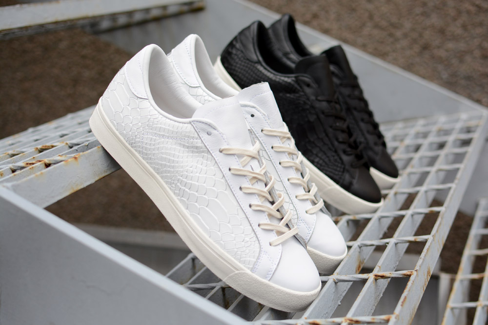 665b976f1ce2 Rod Laver Answers Stan Smith s Snakeskin Sneakers