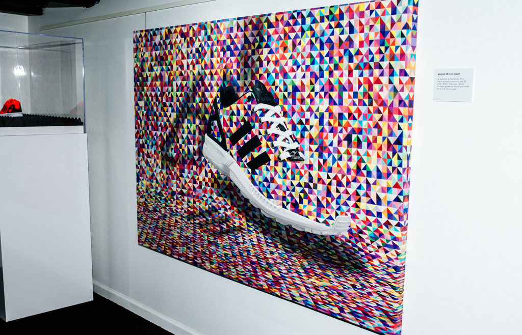 adidas ZX Flux Installation at BAIT (3)