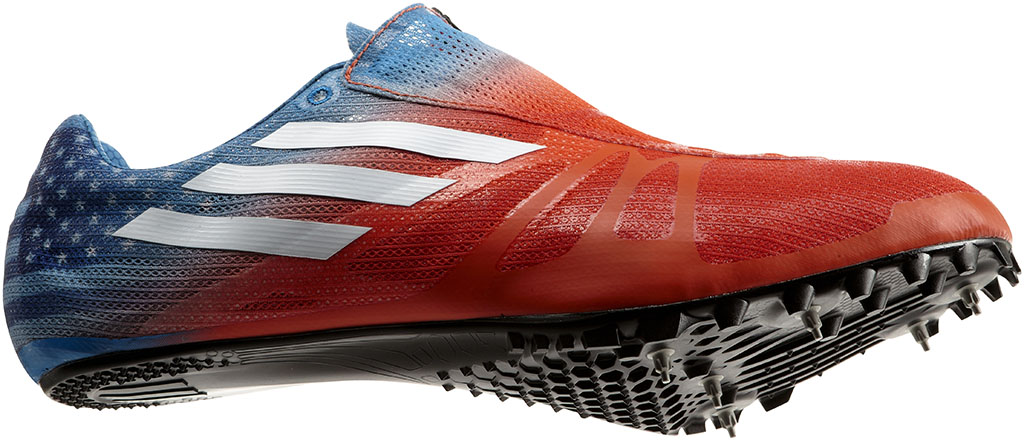 3d8f44e3a8e1 Tyson Gay s Personalized adidas adiZero Prime SP for the 100m