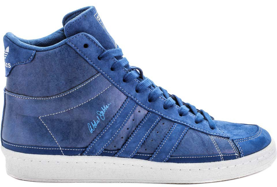 Best Retros of 2014: adidas Originals Jabbar Hi Blueprint