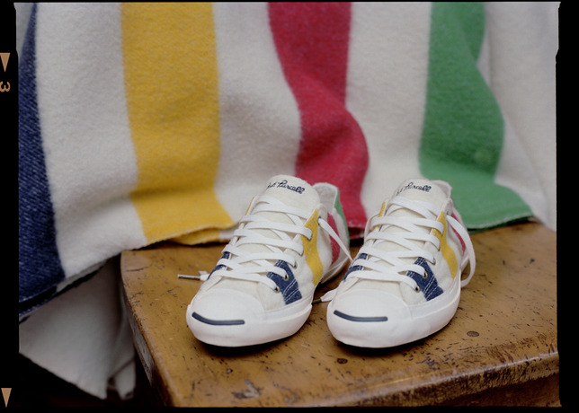 hudsons bay converse jack purcell collection