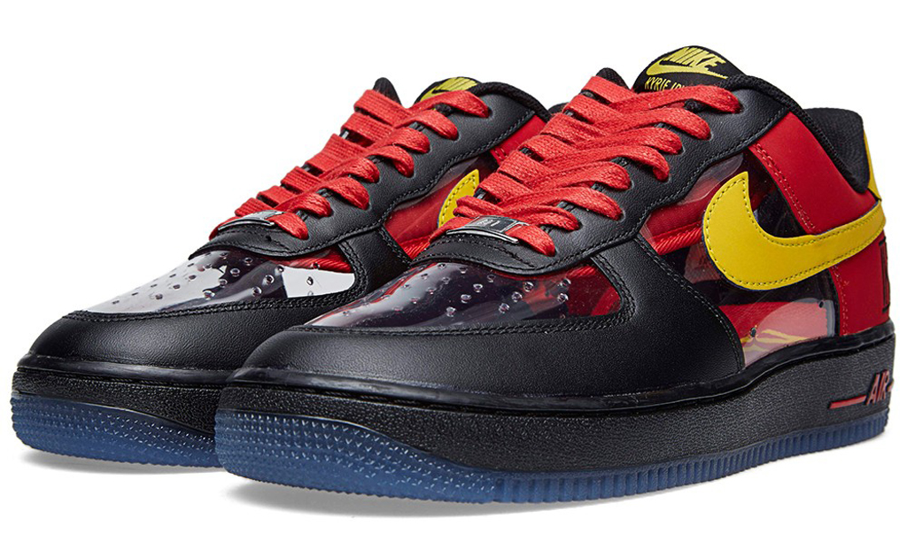 A Detailed Look at the 'Mask Of Kyrie' Nike Air Force 1 Low