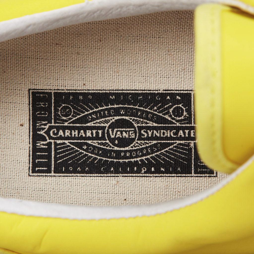 55ee3f8028 The entire Carhartt x Vans Syndicate Era Tab S