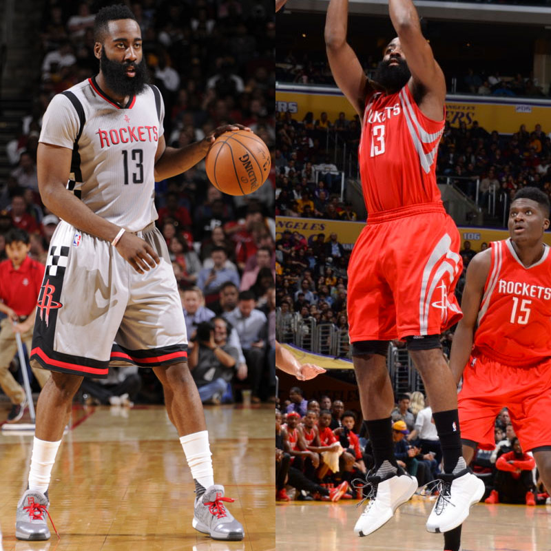 #SoleWatch NBA Power Ranking for January 24: James Harden