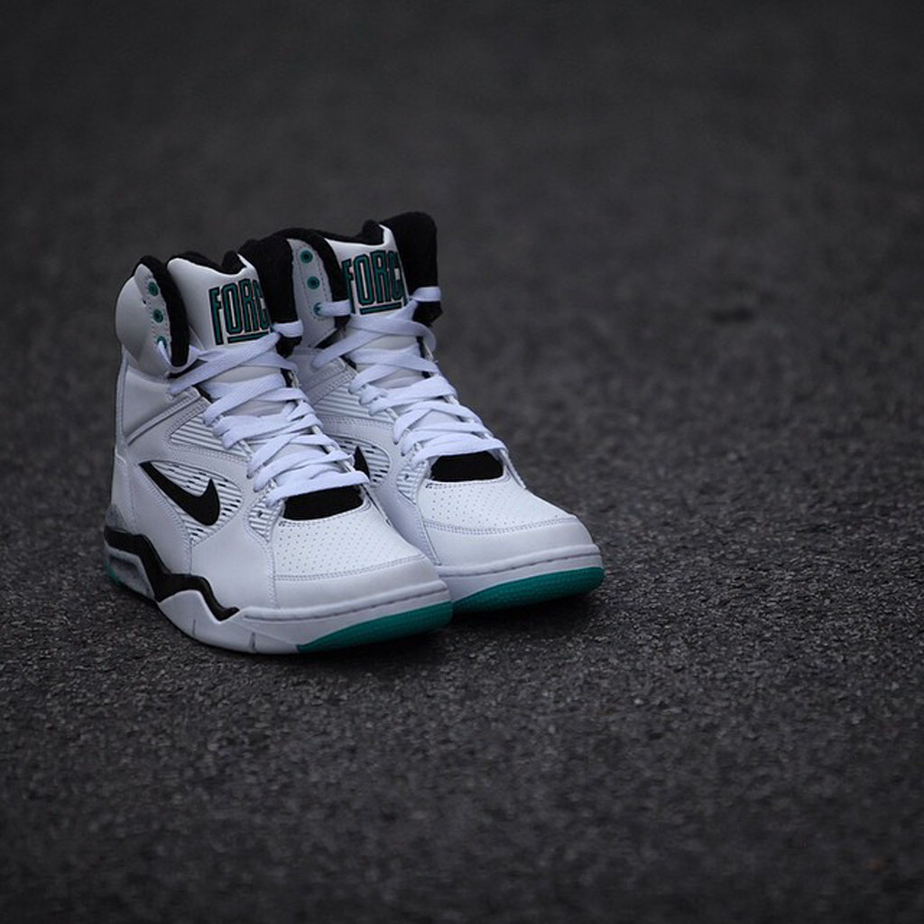 on sale 684f9 32f88 Will The Emerald Nike Air Command Force Pump Be Limited to 50 Pairs