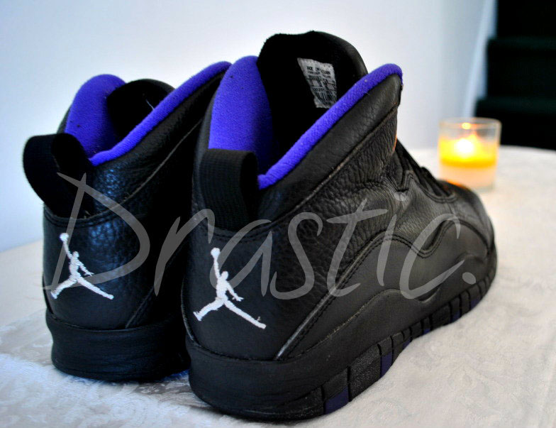 Spotlight // Pickups of the Week 9.22.12 - Air Jordan X 10 Sacramento Kings by Drastic
