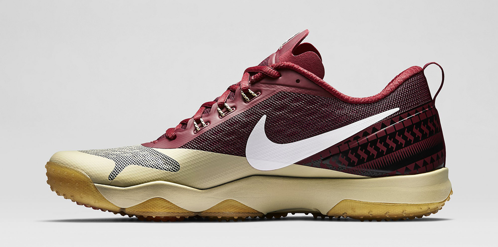 20503214f31a ... The Nike Zoom Hypercross Gets Fitted For Your Favorite College Teams  Sole Collector  Florida State Seminoles Nike NCAA Women s Free Trainer Shoe  ...