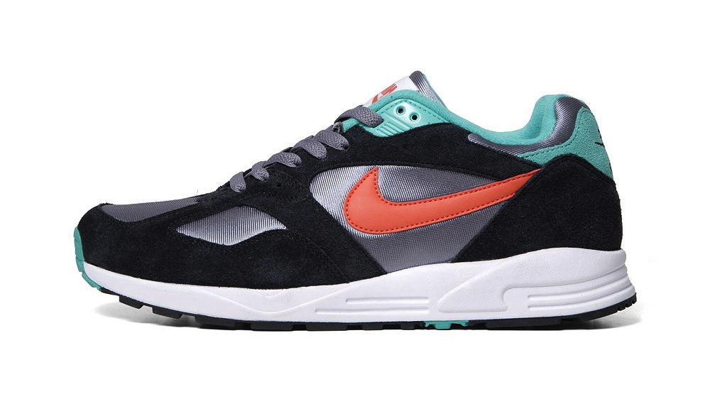 The Nike Air Base II in Cool Grey   Team Orange   Black   Anthracite    Atomic Teal will release this February at select Nike Sportswear retailers 6727747b3