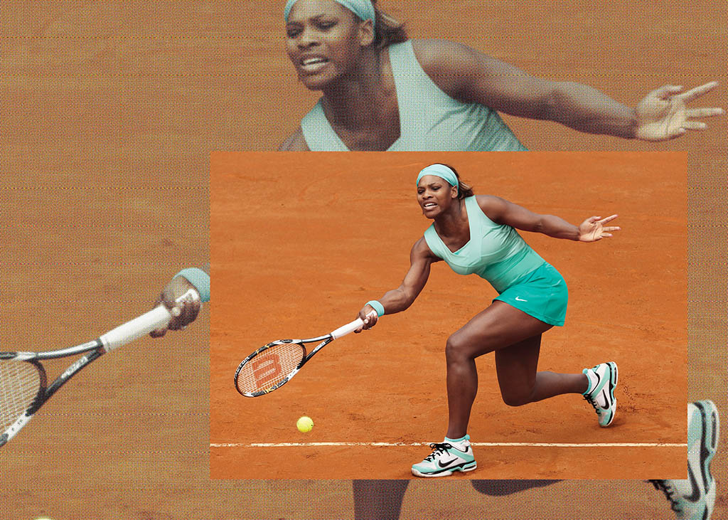 Nike Tennis 2012 French Open Collection for Serena Williams (1)